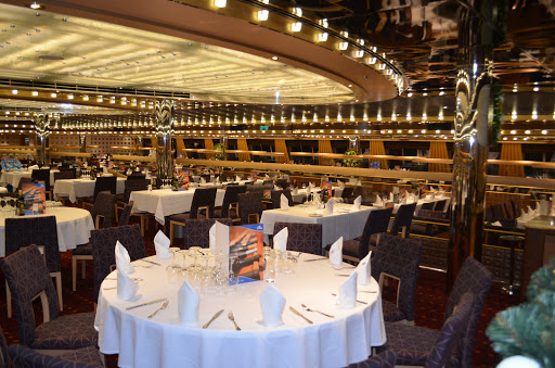 Costa-Diadema-Adularia-Restaurant - The Andularia Restaurant stretches along the whole of Costa Diadema's deck 3.