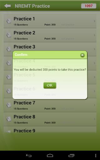 【免費教育App】Practice Questions: NREMT-APP點子
