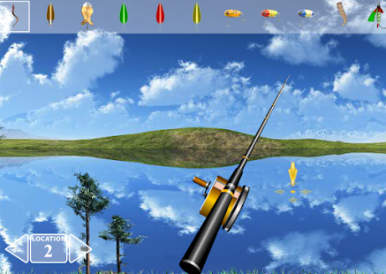 Game gone lake fishing free apk for windows phone for Lake fishing games