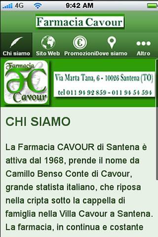 Farmacia Cavour Santena
