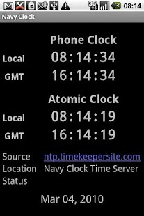 Navy Clock II - screenshot thumbnail