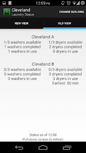 Binghamton Laundry Checker- screenshot thumbnail