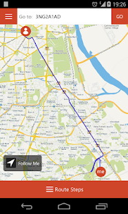 ReachMe by MapmyIndia - screenshot thumbnail