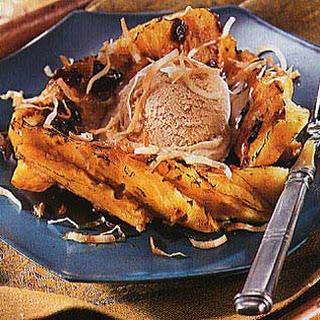 Brown Sugar-Ginger Ice Cream