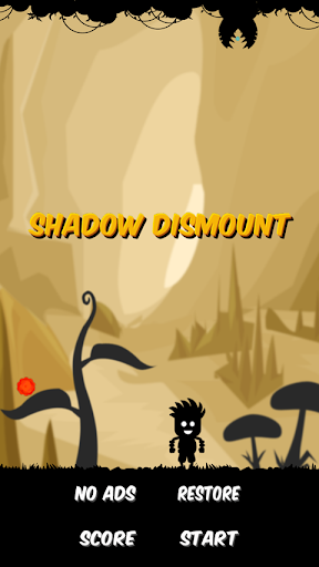 Shadow Dismount