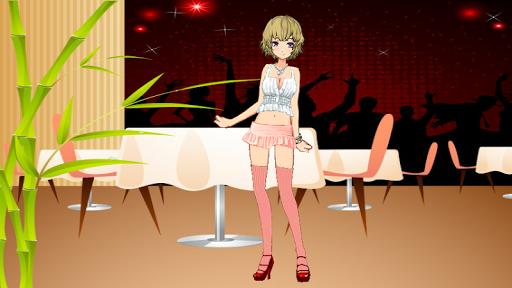 玩免費動作APP|下載Dress Up Dancing Girl app不用錢|硬是要APP