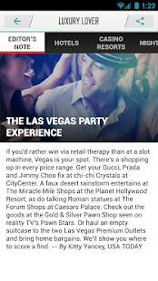 USA TODAY Experience Las Vegas - screenshot thumbnail