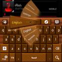 Dark Chocolate GO Keyboard icon