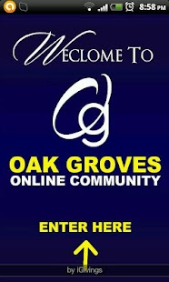 Oak Grove Baptist Church - screenshot thumbnail
