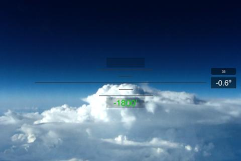 Cloud Topper Pilot Sight Level - screenshot