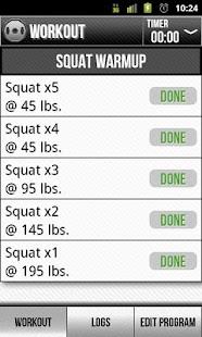Strength: Fitness & Exercise- screenshot thumbnail