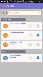 Do.It (To-Do & Task List) screenshot 2