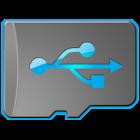 Wielu montażu karty SD icon
