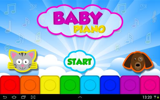 Baby Piano Free