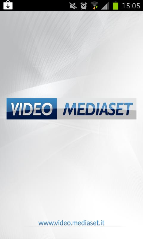 VideoMediaset - screenshot