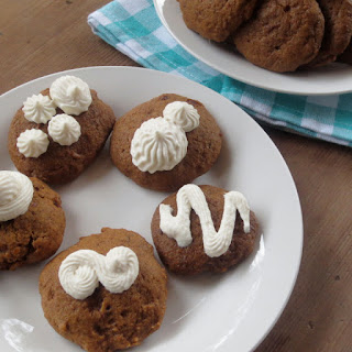 Spiced Ginger Breakfast Cookies.