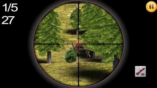 狩猎动物3D