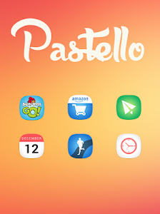 Pastello - HD flat theme v3.4.0
