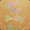 오마이디데이 - 디데이 위젯 (Oh My D-day) icon