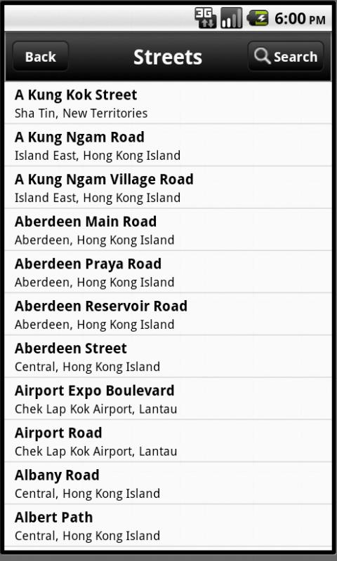 Hong Kong Taxi Translator- screenshot