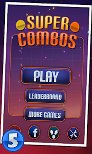 Super Combos- screenshot thumbnail