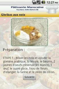 Pâtisserie marocaine - screenshot thumbnail