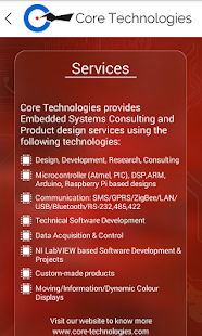 Core Technologies- screenshot thumbnail