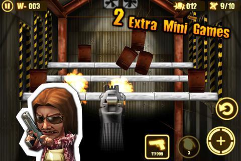 Gun Strike XperiaPlay  screenshots 4
