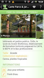 Vert' Nantes - Parcs & Jardins- screenshot thumbnail