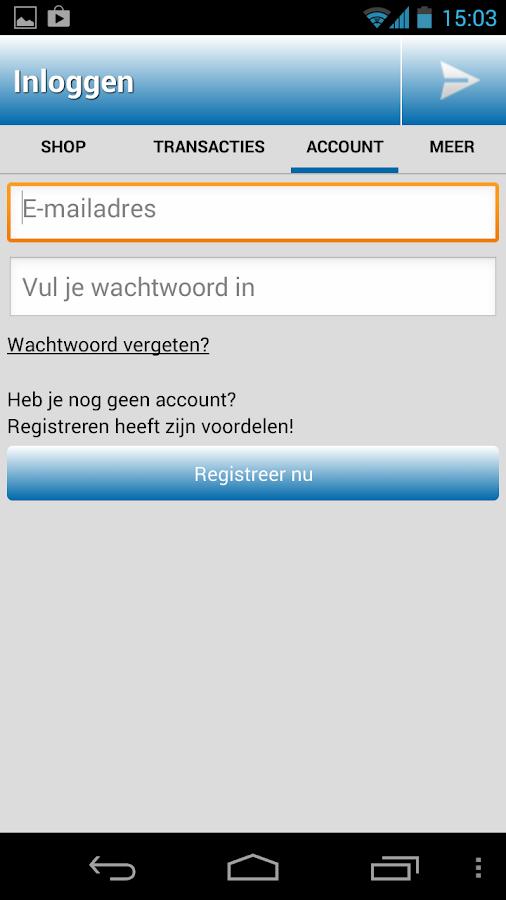 Lycamobile - Beltegoed - screenshot