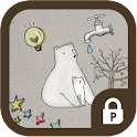 Eco plain note protector theme icon