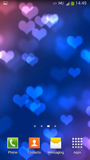 玩個人化App|心 動態壁紙免費|APP試玩