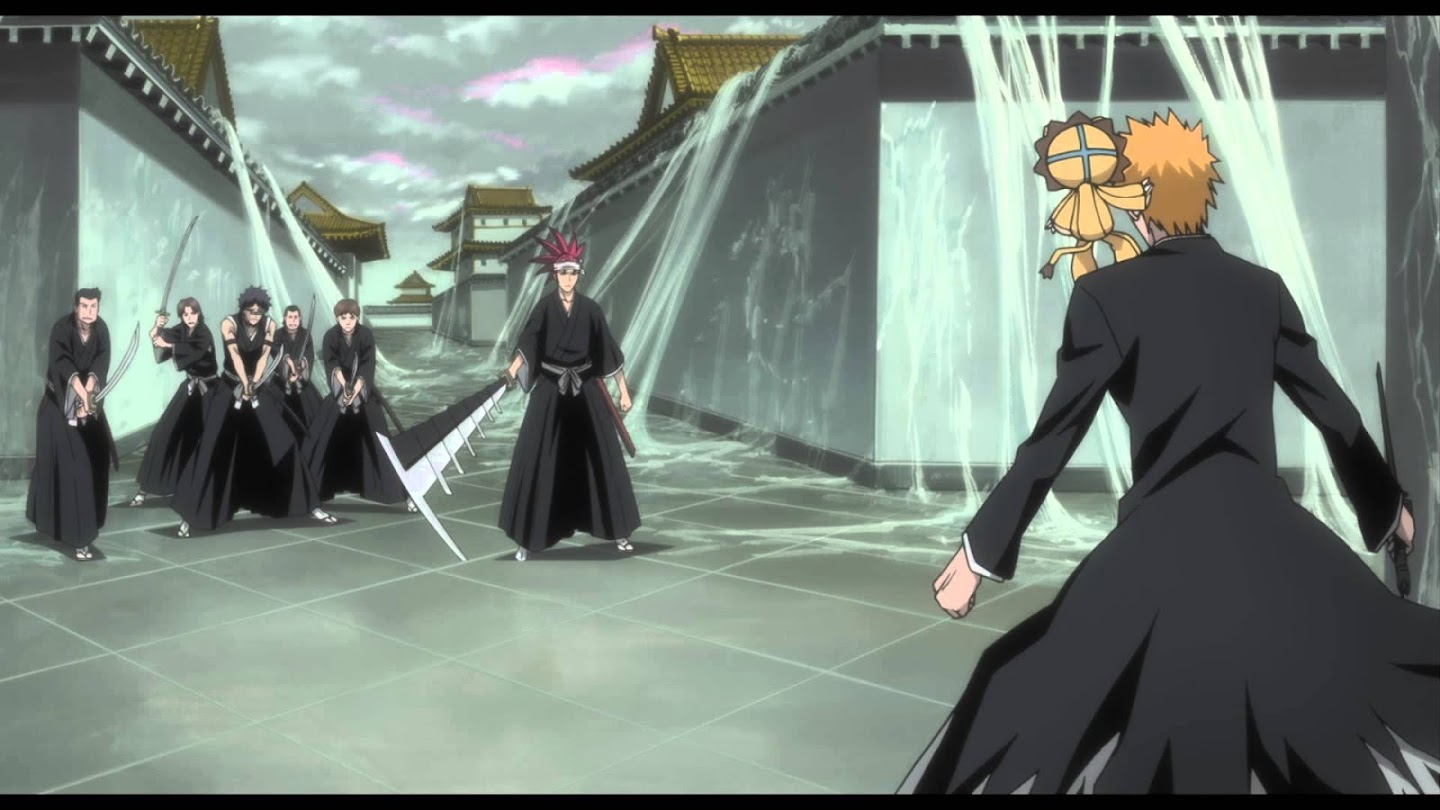 bleach the movie 3 fade to black movies amp tv on