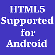 App HTML5 Supported for Android apk for kindle fire