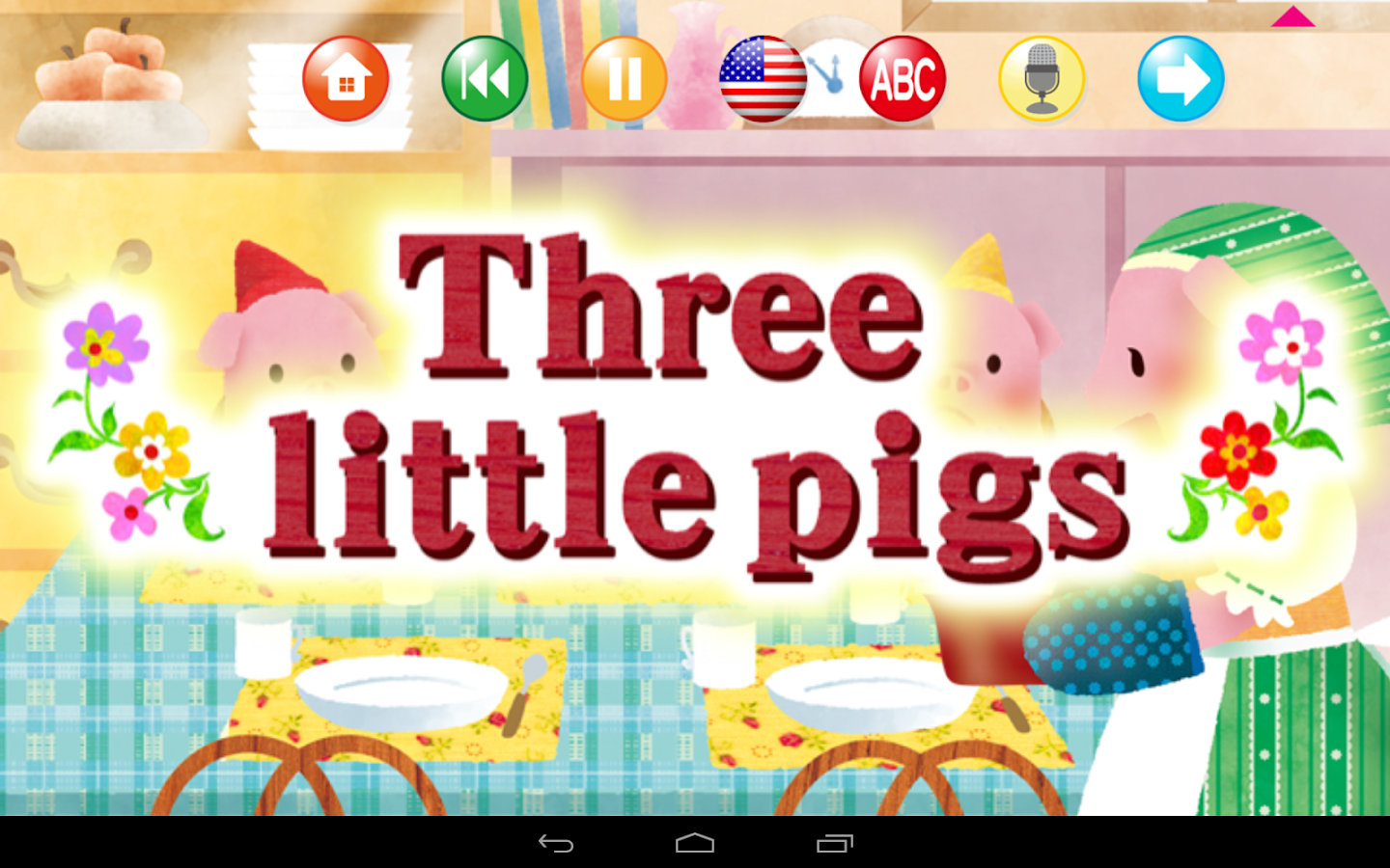 Read Unlimitedly! Kids'n Books - screenshot