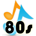 80's Fun Music Game Lite logo