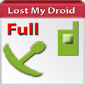 Lost My Droid Full logo