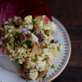 Curried Egg Salad.