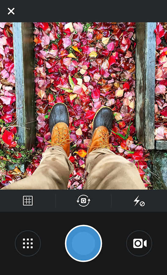 Instagram - screenshot