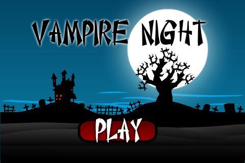 Vampire Night- screenshot