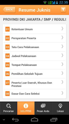 SIAP PPDB  screenshots 6