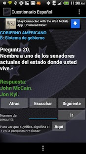 US Citizenship en Espanol- screenshot thumbnail