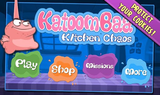 Katoombaa Kitchen Chaos - screenshot thumbnail