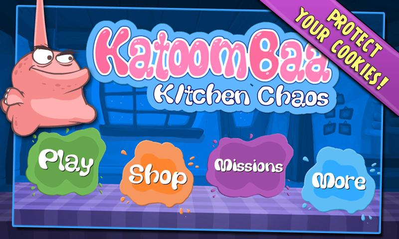 Katoombaa Kitchen Chaos - screenshot