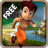 Chhota Bheem Jungle Rush 3D