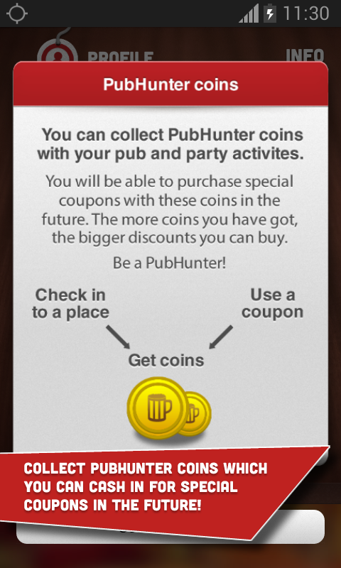 PubHunter- screenshot