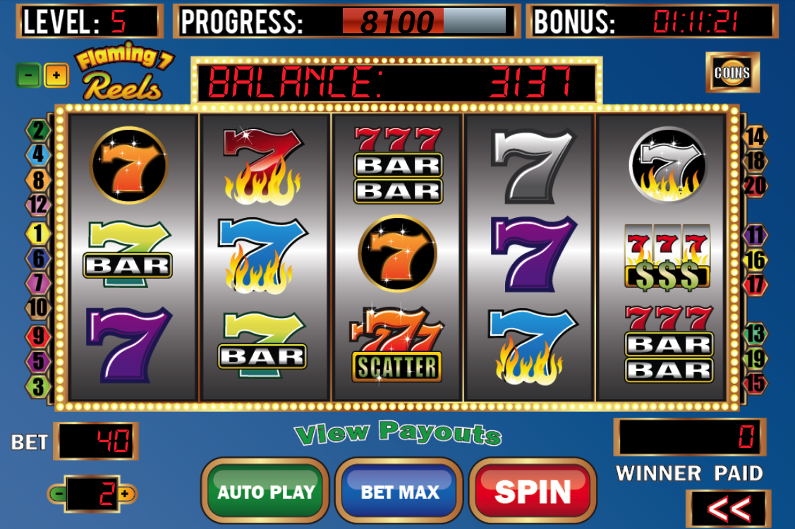 3 reel slot machine jackpots videos
