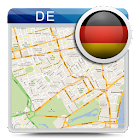 Germania Road Map Guida icon