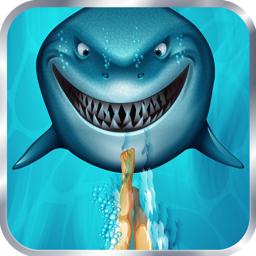 Mega Dive Shark Attack Escape 冒險 App LOGO-APP試玩