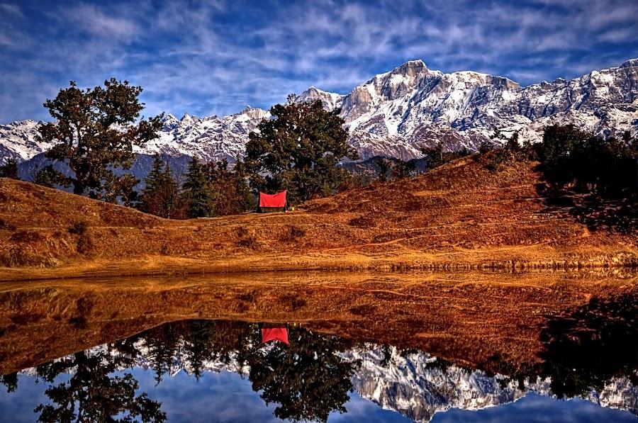Deoria Tal, Chopta, Uttarakhand, India by Sudipto Bhaumik - Landscapes Mountains & Hills (  )